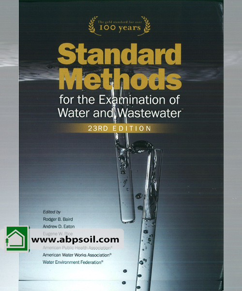 Standard Methods: for the Examination of Water and Wastewater